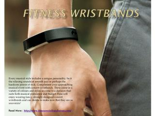 Fitness Wristbands - Fitness Trackers Technically