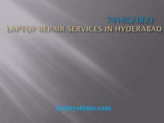 Laptop repair services Hyderabad at low cost