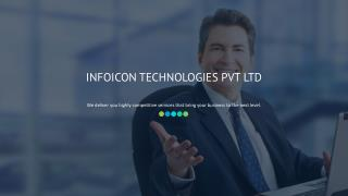 Presentation - Infoicon Technologies