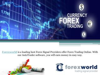 Best Free Forex Trading Signal Provider