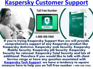 1-888-308-5960 Call for Kaspersky Internet Security USA & CANADA Base