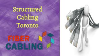 Maximizes Data Rates With Structured Cabling In Toronto