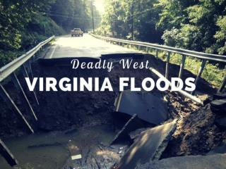 Deadly West Virginia floods