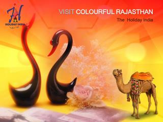 Hurry Up for enjoy vacations In Colourful Rajasthan
