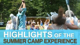 Highlights Of The Summer Camp Experience