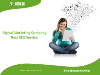 Digital Marketing Company in Bangalore – Best SEO Service
