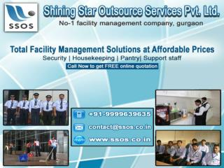 Facility management services expert in gurgaon