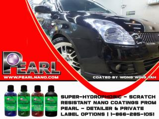 Luxury Detailing Products For Sale at Retail & Wholesale - Pearl Products