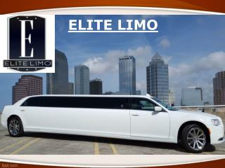 Elite Limo - The Reliable Luxury Limousine Service Provider