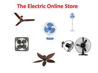 Reliable Online Electrical Store To Buy Electronic Products