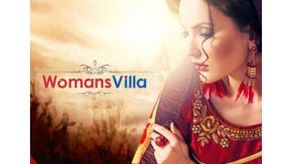 Womansvilla -Indian Casual Sarees Collection