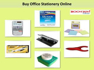 Buy Office Stationery Online