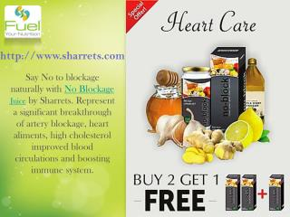 Natural and Organic Dietary Supplements - Sharrets