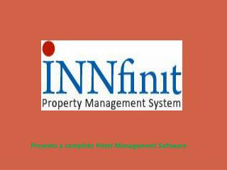 Hotel management software India