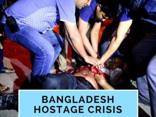 Bangladesh hostage crisis