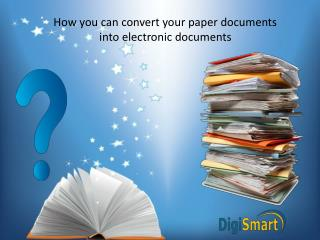 Document Management System For Bank