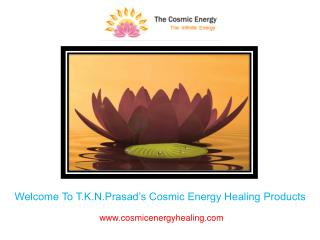 cosmic energy healing products