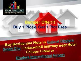 Gujarat Dholera Smart City