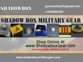 Military Belt Buckles | Shadow Box Military Gear