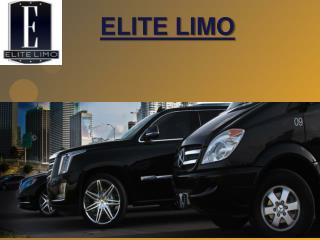 Most Reliable and Luxury Limousine Service provider- Elite Limo