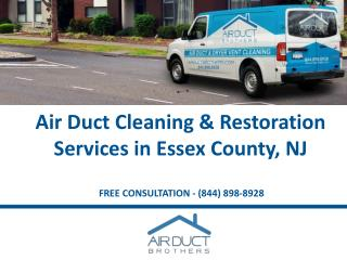 Air Duct Cleaning & Restoration Services in Essex County, NJ by Air Duct Brothers
