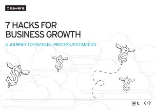7 HACKS FOR BUSINESS GROWTH