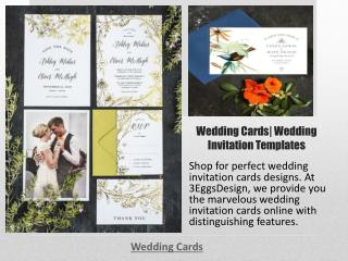 Wedding Cards  Wedding Invitation Templates