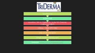 TriDerma Reveals 6 Healthy Steps to Maintain Beautiful Skin