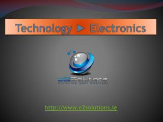 Electronic design company