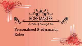 Popular Personalized Satin Robes For Bridesmaids