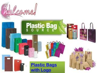 Superior Quality Plastic Bags with logo at Online