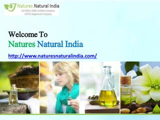 Get Pure Carrier Essential Oils Wholesale Price