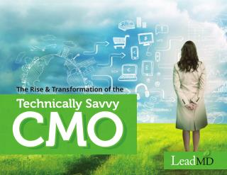 The Rise & Transformation of the Technically Savvy CMO
