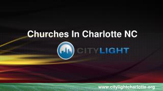 Churches In Charlotte NC