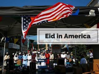 Eid in America