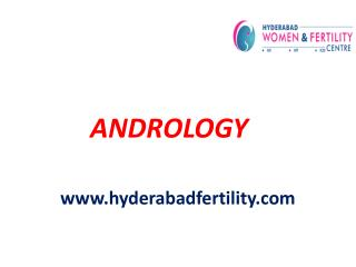 Andrology Hospital in Hyderabad