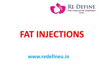 Fat Injection Plastic Surgery Hydderabad