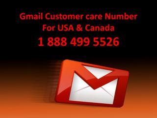 1 888 499 5526 Gmail Customer Care Helpline Toll Free Number USA Canada