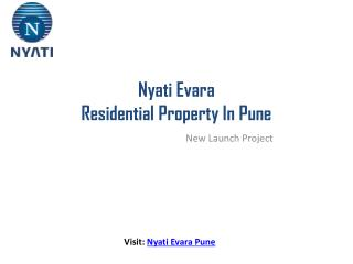 Nyati Evara Pune New project