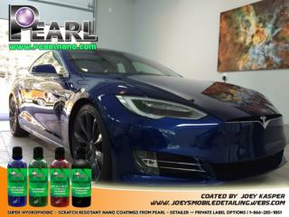 To all professional detailer try ceramic auto body coatings of Pearl.