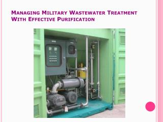 MBR Wastewater Plants