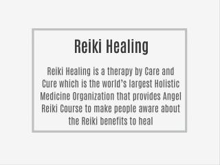 Reiki Healing India Course and Benefit