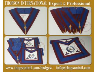 Mark grand provincial undress apron and collar