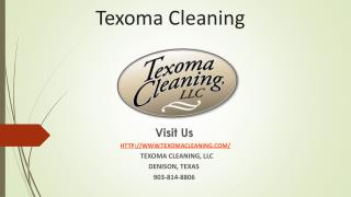 Texoma Cleaning Service