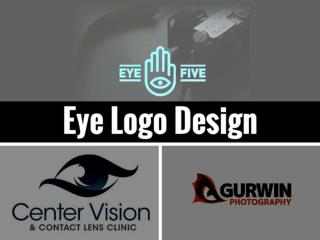Creative Eye Logo Design