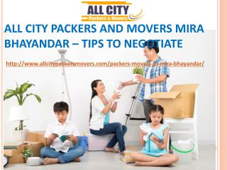 Looking for Packers and Movers in Mira Road for Hassle-Free Moving?