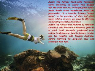 Perfect Australian Travel Trip Advisor | Aussie Trip Advisor