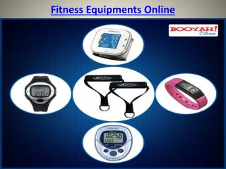 Fitness Equipments Online