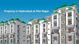 Property in Hyderabad at Film Nagar