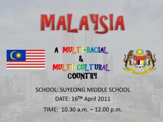 Culture of Malaysia - CCAP